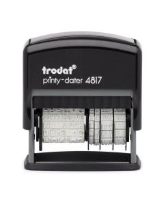Trodat Printy 4817/B with date and weekdays